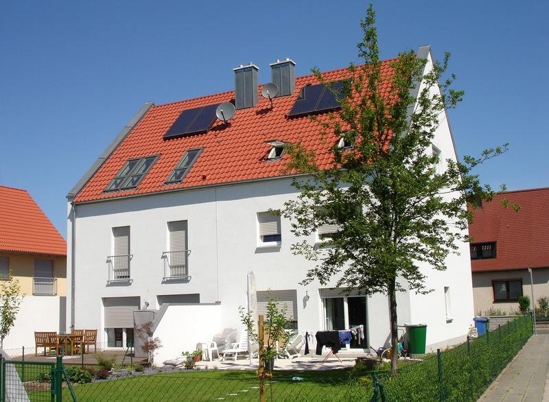 Doppelhaus in Fürth