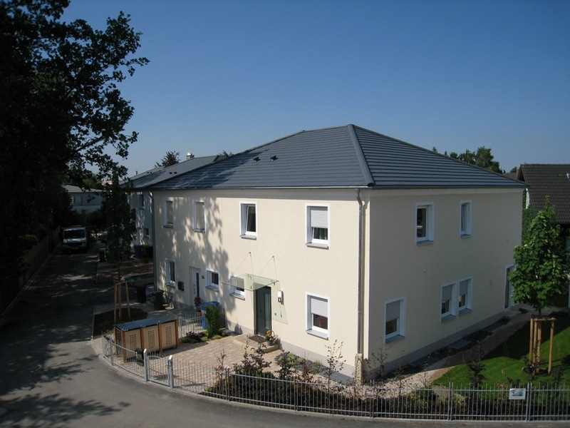 Doppelhaus in Erlangen