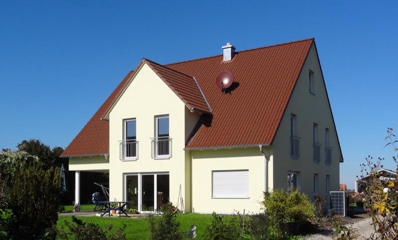 Einfamilienwohnhaus in Nürnberg