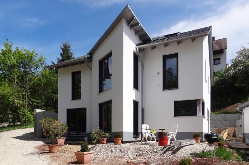 Einfamilienwohnhaus in Langenzenn