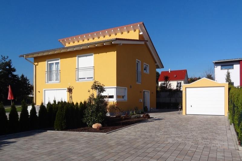Einfamilienwohnhaus in Tuchenbach
