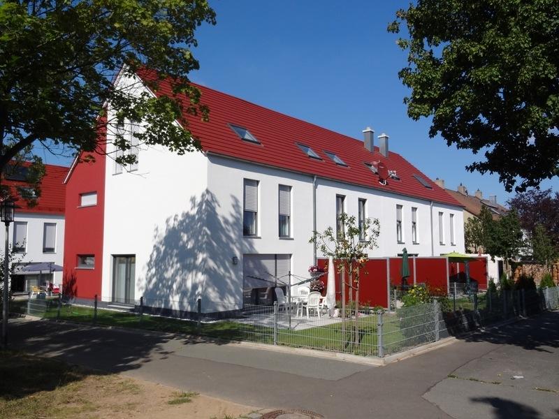 Reihenhäuser in Herzogenaurach