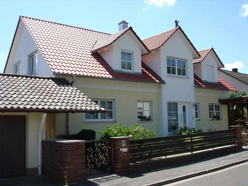 Zweifamilienwohnhaus in Langenzenn